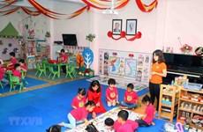 Vietnam-République de Corée : Echange entre deux écoles maternelles