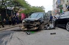 Sécurité routière : moins de morts sur les routes au premier trimestre