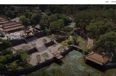 Le tombeau deTu Duc introduit sur la plateforme Google Arts & Culture
