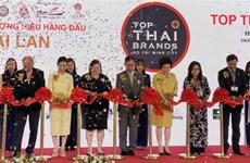 Ouverture de l'exposition Top Thai Brands 2019 à Ho Chi Minh-Ville