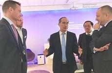 Ho Chi Minh-Ville se renseigne sur des solutions technologiques et d'innovation des Pays-Bas