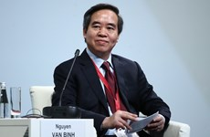 Le Vietnam participe au 23e Forum économique international de Saint-Pétersbourg