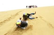A Mui Ne, on préfère surfer sur le sable