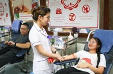 Hanoï honore les donneurs de sang exemplaires en 2019