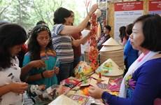 La culture vietnamienne séduit des amis internationaux au Mexique