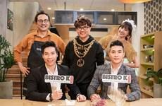 «Bistro K – Happy Restaurant» diffusé au Vietnam et en République de Corée