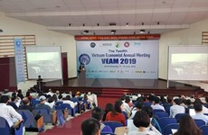 La 12e rencontre annuelle des économistes du Vietnam à Da Lat