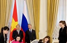 Vietnam et Russie renforcent leur coopération dans le tourisme