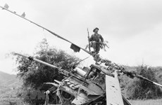 Des mémoires sur la victoire de Khe Sanh il y a plus de 50 ans