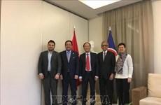 Le Vietnam achève son mandat à la présidence du comité de l'ASEAN en Espagne