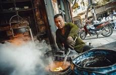 Le dernier forgeron du vieux quartier de Hanoï