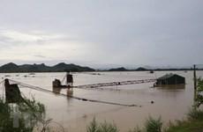 Typhon Wipha : le bilan passe à huit morts et onze portés disparus