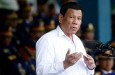 Le président philippin ordonne le renforcement des forces de police