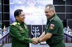 Les Armées du Myanmar et de la Russie intensifient leur coopération multiforme