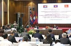 Les Assemblées nationales des pays Cambodge-Laos-Vietnam publient une déclaration commune