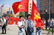 Le Vietnam aux 45es Olympiades des métiers en Russie