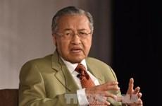 La presse malaisienne couvre la visite du Premier ministre Mahathir Mohamad au Vietnam