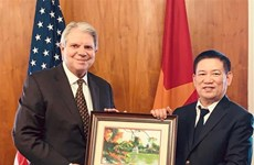 Le Vietnam et les Etats-Unis intensifient leur coopération dans l'audit