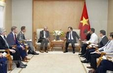 Le Vietnam encourage les investissements allemands dans les énergies renouvelables