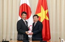 Ho Chi Minh-Ville et Miyagi (Japon) renforcent leur coopération