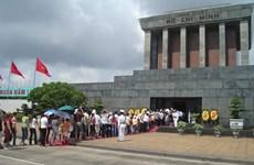 Fête nationale : De nombreux touristes affluent vers Hanoï et Ho Chi Minh-Ville