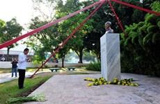 Des Vietnamiens à Cuba célèbrent le 50e anniversaire de l'application du testament de Ho Chi Minh