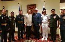 La Russie nomme son premier attaché de défense aux Philippines