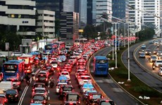 Indonésie: Le plan de relocalisation de la capitale soutenu par la plupart de la population