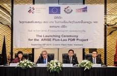 L'UE soutient le développement des activités commerciales et d'investissements au Laos