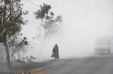 Indonésie: Plus de 39.000 personnes touchées par une brume de fumée