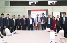 Une délégation de Ho Chi Minh-Ville en visite de travail dans la Métropole de Lyon