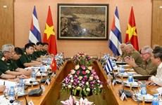 Vietnam-Cuba : 3e Dialogue sur la politique de défense à Hanoï