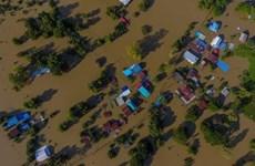 Typon Podul : le Vietnam adresse un message de sympathie à la Thaïlande