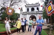 Hanoï accueille plus de 4,7 millions de touristes étrangers en neuf mois