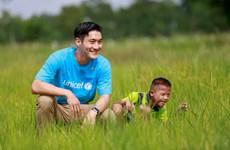 Un star de la K-pop  participe à la lutte contre la violence faite aux enfants au Vietnam