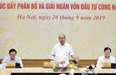 Le PM demande d'accélérer le décaissement des investissements publics d'ici 2020