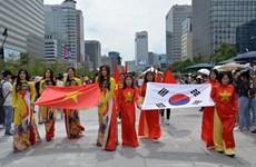 Le 5e Festival de la culture vietnamienne à Gwangju–Jeonnam