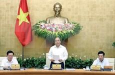PM : poursuivre les réformes pour promouvoir la production et le commerce