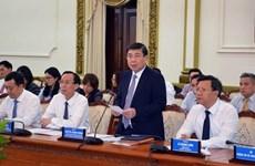 Les nouveaux ambassadeurs vietnamiens souhaitent contribuer au développement de Ho Chi Minh-Ville