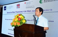 La BAD aide Thua Thien-Hue à atténuer les risques de catastrophes naturelles