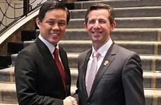 Singapour entame des négociations avec l'Australie sur un accord sur l'économie numérique