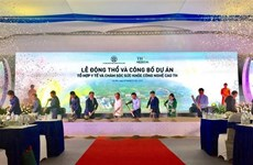 Hanoï: Mise en chantier du premier complexe médical de hautes technologies