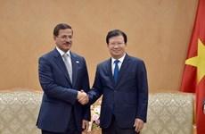 Le Vietnam appelle à plus d'investissements des Émirats arabes unis