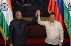 Les Philippines et l'Inde insistent sur un ordre international fondé sur des règles