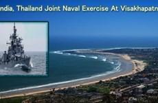 L'Inde et la Thaïlande commencent un exercice naval conjoint