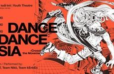 Des danseurs japonais et d'Asie du Sud-Est se réuniront à Hanoï