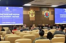 Forum du tourisme Saint-Pétersbourg (Russie) - Vietnam