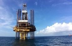 Vietsovpetro salue le premier flux de pétrole de la plate-forme BK-20 du gisement de Bach Ho