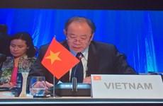 Le Vietnam à la 36e session de la Conférence ministérielle de la Francophonie