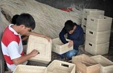 Vinh Phuc œuvre pour un développent durable de ses villages de métiers